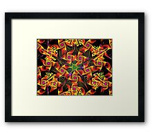 Dark Star and the Gnarlettes  (UF0257) Framed Print