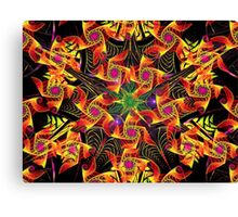 Dark Star and the Gnarlettes  (UF0257) Canvas Print