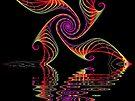 Gnarly Gneon Rainbow Shimmering (UF0258) by barrowda