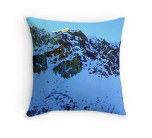 """Dawn's Early Light"" Throw Pillow"