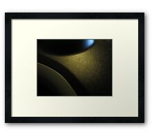 It's black, what is it? Solved (Xbox controller) Framed Print