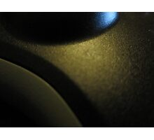 It's black, what is it? Solved (Xbox controller) Photographic Print