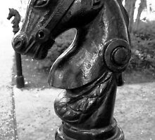 Horse Post - Walt Disney World by searchlight