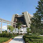 Contemporary Resort - Walt Disney World by searchlight