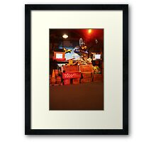 Muppets 3D Adventure - Walt Disney World Framed Print