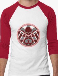 SHIELD vs HYDRA Men's Baseball ¾ T-Shirt