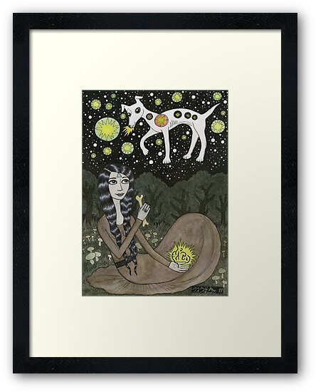 A Dog in the Sky by Bethy Williams