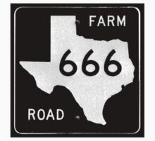 Texas Farm Road 666 by TexasFM666