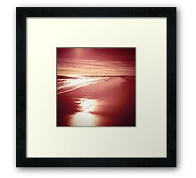 The way to know life is to love many things Framed Print