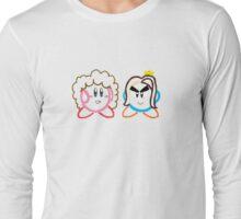 Kirby's Epic Yarn: Game Grumps Long Sleeve T-Shirt