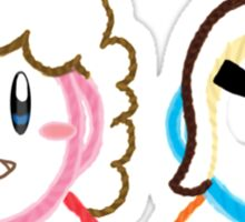 Kirby's Epic Yarn: Game Grumps Sticker