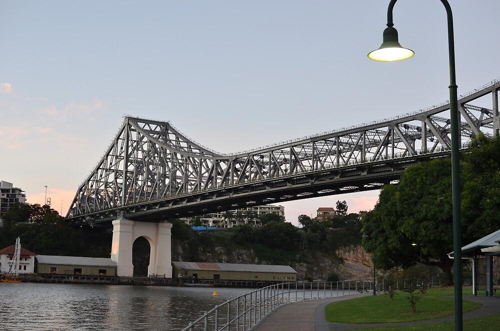 The Story Bridge by Ian McKenzie