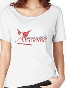 Awesome Since 1985 Women's Relaxed Fit T-Shirt