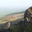 Lake Mohra,,Comeragh Mountains,Co. Waterford,Ireland. by Pat Duggan