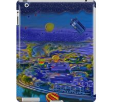 Timey Wimey in Arizona iPad Case/Skin