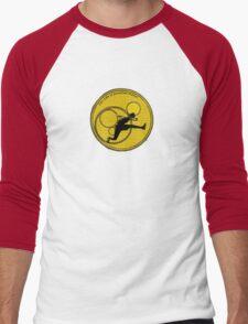 Our Lady of Perpetual Motion (Phelo) Men's Baseball ¾ T-Shirt