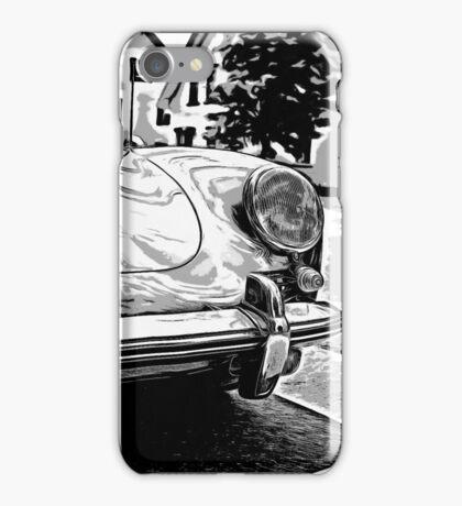 Classic Vintage Porsche iPhone Case/Skin