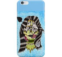 Zombie Ace Frehley iPhone Case/Skin