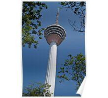 KL Tower - Kuala Lumpur Poster