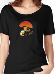 2 Frogs in the West - Official Clothing Wear  Women's Relaxed Fit T-Shirt