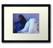 Angel And The Badman Framed Print