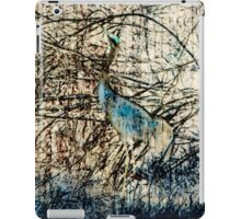 Blue Crane iPad Case/Skin