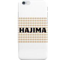 Hajima Stop Korean iPhone Case/Skin