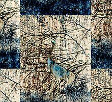 Blue Crane by Flori Engbrecht
