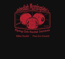 Jebediah Morningside's Bloody Flying Orbs Unisex T-Shirt