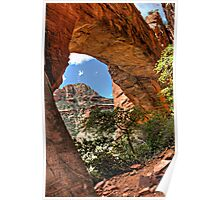 Fay's Arch HDR Poster