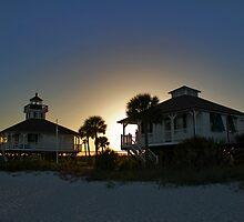 Boca Grande Lighthouse by katievphotos