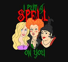 I Put a Spell On You Women's Relaxed Fit T-Shirt