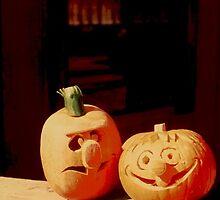 """""""Love Ya, Pumpkin"""" by waddleudo"""