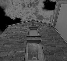 Firey Sky by Ian Colley