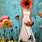Lost in the poppy field by Susan Ringler
