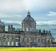 Castle Howard . by Irene  Burdell