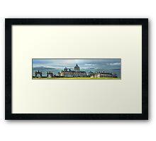 Castle Howard . Framed Print