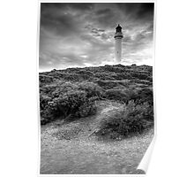 Split Point Lighthouse Poster