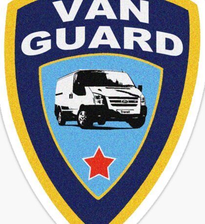 Van Guard Sticker