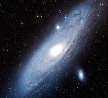 Andromeda Galaxy by StocktrekImages