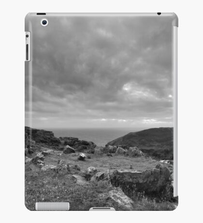 Ancient Burial Site - photograph iPad Case/Skin