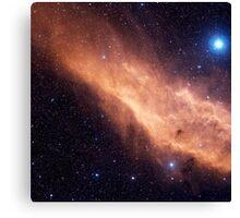 California Nebula Canvas Print