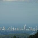 Surfers Paradise Skyline by yeuxdechat