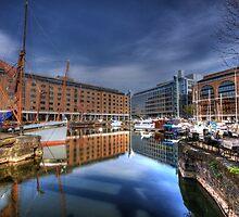 The Docks by Mike Matthews