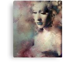 "Christina in ""Burlesque"" Canvas Print"