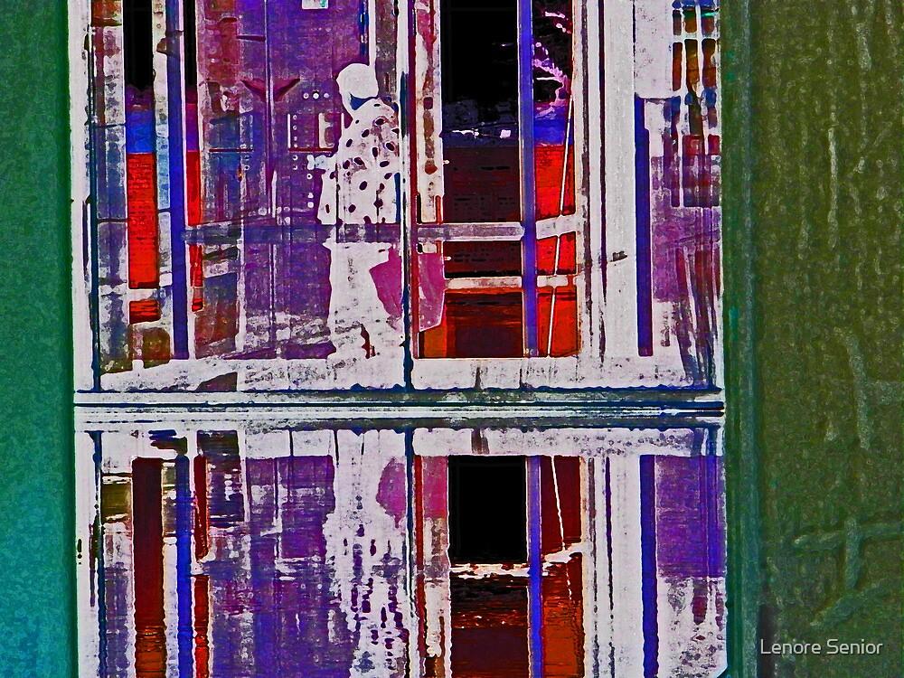 Alternate Reality 24 by Lenore Senior