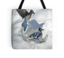 Those Were The Jays Tote Bag