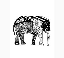 Elephant Pattern Unisex T-Shirt
