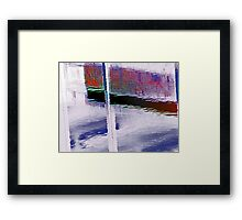 Alternate Reality 17-2 Framed Print