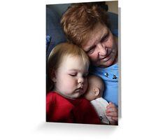 Time With Grandma Greeting Card